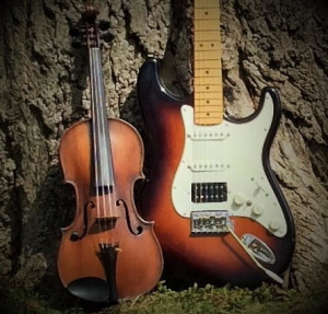 Fiddle & Electric Guitar