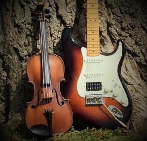 Fiddle & Electric Guitar