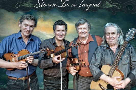 The Celtic Fiddle Festival - Storm in a Teapot