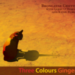 Three Colours Ginger – Brongaene Griffin cover
