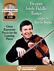 Twenty Irish Fiddle Tunes cover