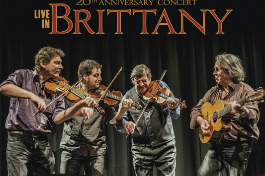 Celtic Fiddle Festival – New CD